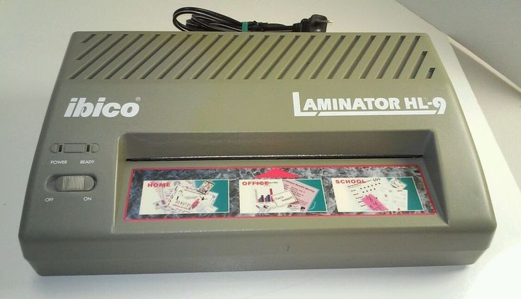 Laminator-L9