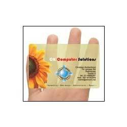 Transparent Card